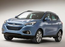 Hyundai ix35 2013 фото