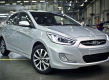 Фото нового Hyundai Solaris 2013