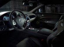 Салон Jaguar XKR-S GT