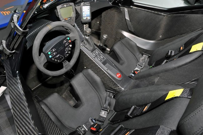 Салон KTM X-BOW GT