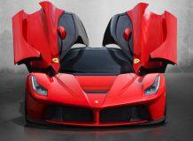 Фото суперкара Ferrari LaFerrari
