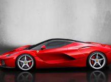 Ferrari LaFerrari фото
