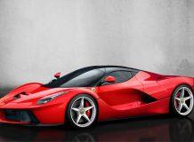Феррари La Ferrari фото