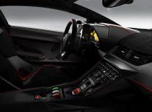 Салон Lamborghini Veneno фото