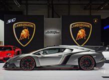 Суперкар Lamborghini Veneno фото