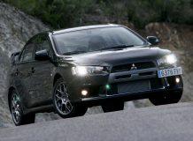 Mitsubishi Lancer Evolution 10 фото