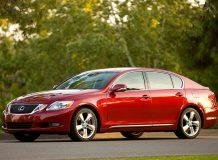 Lexus GS III фото