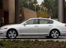 Lexus GS 450h гибрид