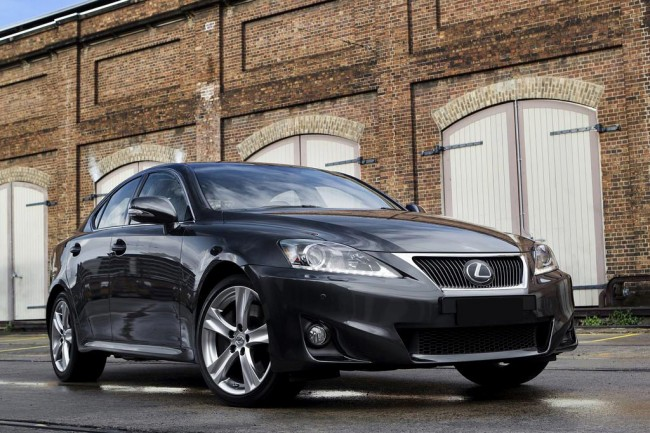 Фото Lexus IS 250