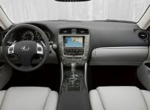 Салон Lexus IS 250