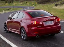 Lexus IS F Sport фото