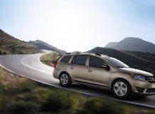 Фото Dacia Logan MCV 2 поколения