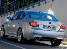 Фото цена BMW M5 E60