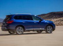 Nissan Pathfinder 2017 года фото