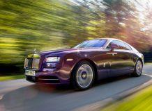 Rolls-Royce Wraith фото