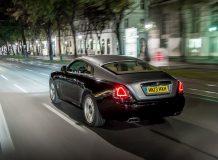 Фото нового Rolls-Royce Wraith