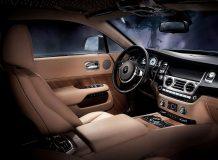 Салон Rolls-Royce Wraith фото