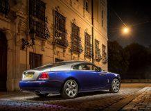 Фото Rolls-Royce Wraith Coupe