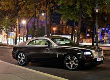 Rolls-Royce Ghost Coupe 2016 фото