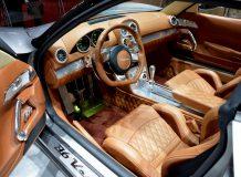 Салон Spyker B6 Venator фото