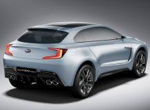 Фото Subaru Viziv Concept