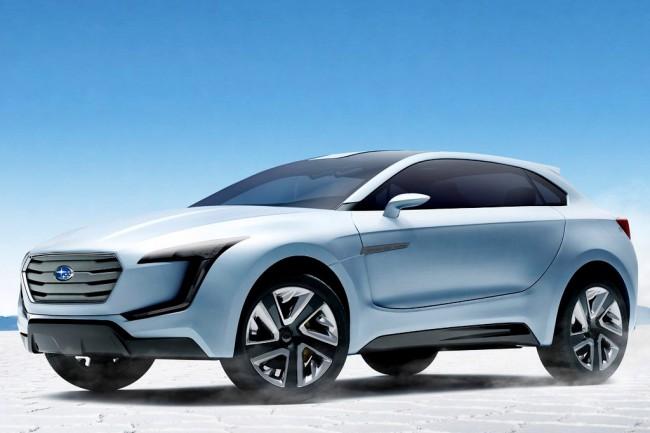 Subaru Viziv Concept фото