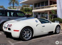 Фото Bugatti Veyron Grand Sport