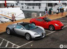 Bugatti Veyron 16.4 Grand Sport фото