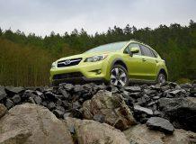 Фото Subaru XV Crosstrek Hybrid