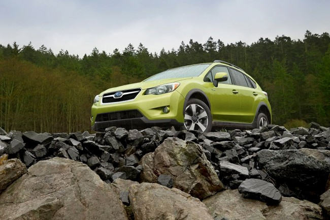 Subaru XV Crosstrek Hybrid фото