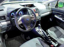 Салон Subaru XV Crosstrek фото