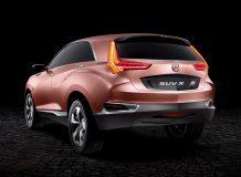 Фото Acura SUV-X Concept