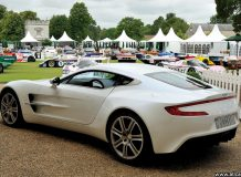 Aston Martin One 77 обои