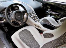 Салон Aston Martin One-77