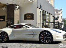 Картинки Aston Martin One 77