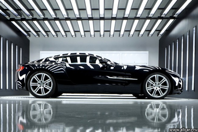 Aston One 77 фото