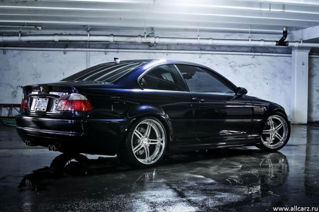 Фото BMW M3 Coupe (E46)