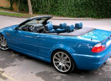 BMW M3 E46 кабриолет