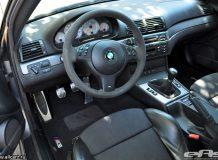 BMW M3 E46 салон