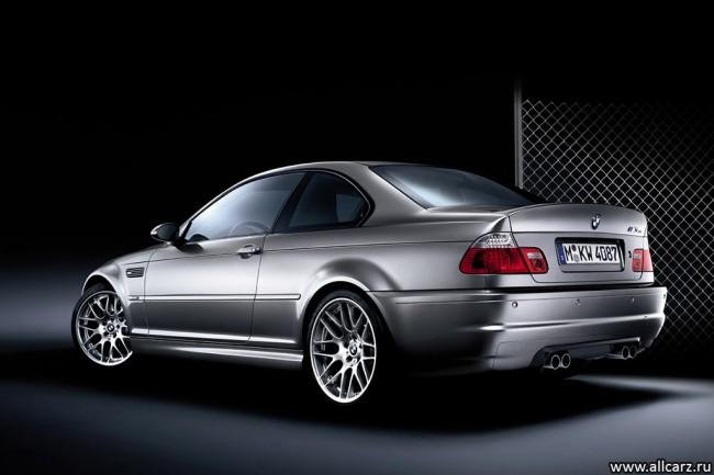 BMW M3 CSL (E46) фото