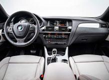 Фото салона BMW X4 (F26)