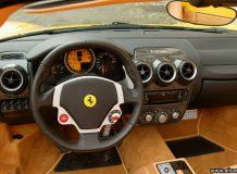 Салон Ferrari 430 Spider