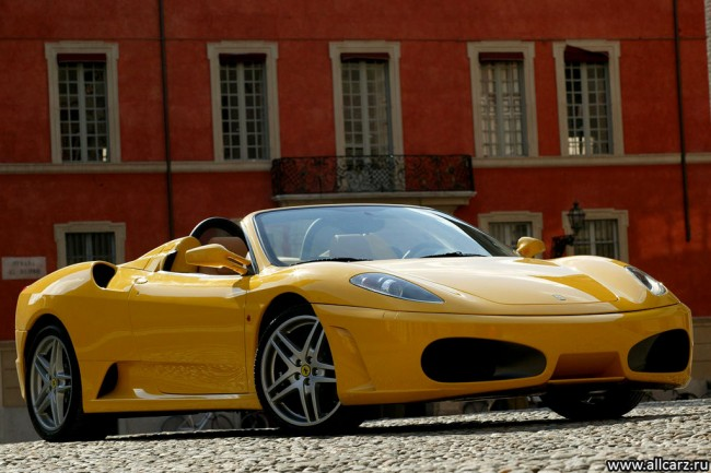 Ferrari F430 Spider фото