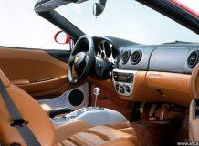 Салон Ferrari 360