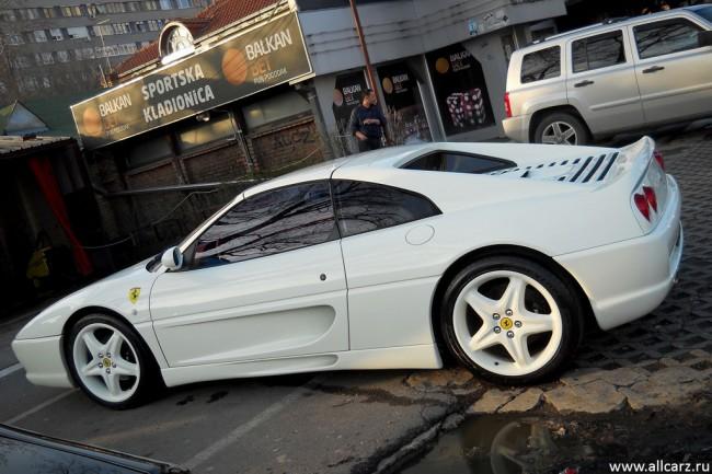 Ferrari F355 GTS фото