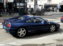 Феррари Ф 355