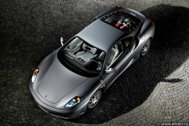Фото суперкара Ferrari F430
