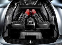 Двигатель Ferrari 430
