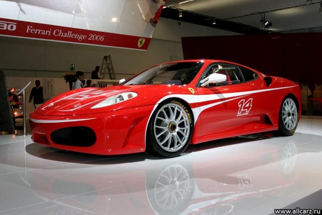 Ferrari F430 Challenge фото