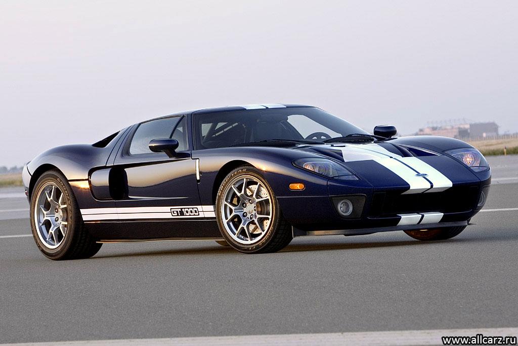 Фото Ford GT 1000